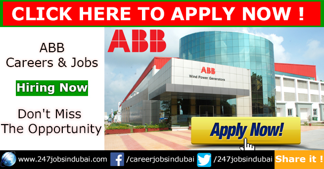 New Job Openings and Careers at ABB Careers Jobs