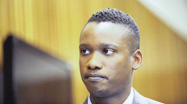 Duduzane Zuma hands himself over prior to court appearance on corruption charges with Gupta Family