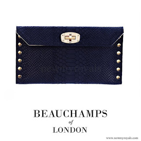Countess Sophie carried Beauchamps of London Clutch