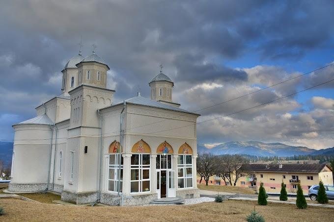 Biserica din Neagra Șarului a fost resfințită