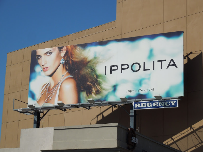 Ippolita jewelry billboard FW 2012