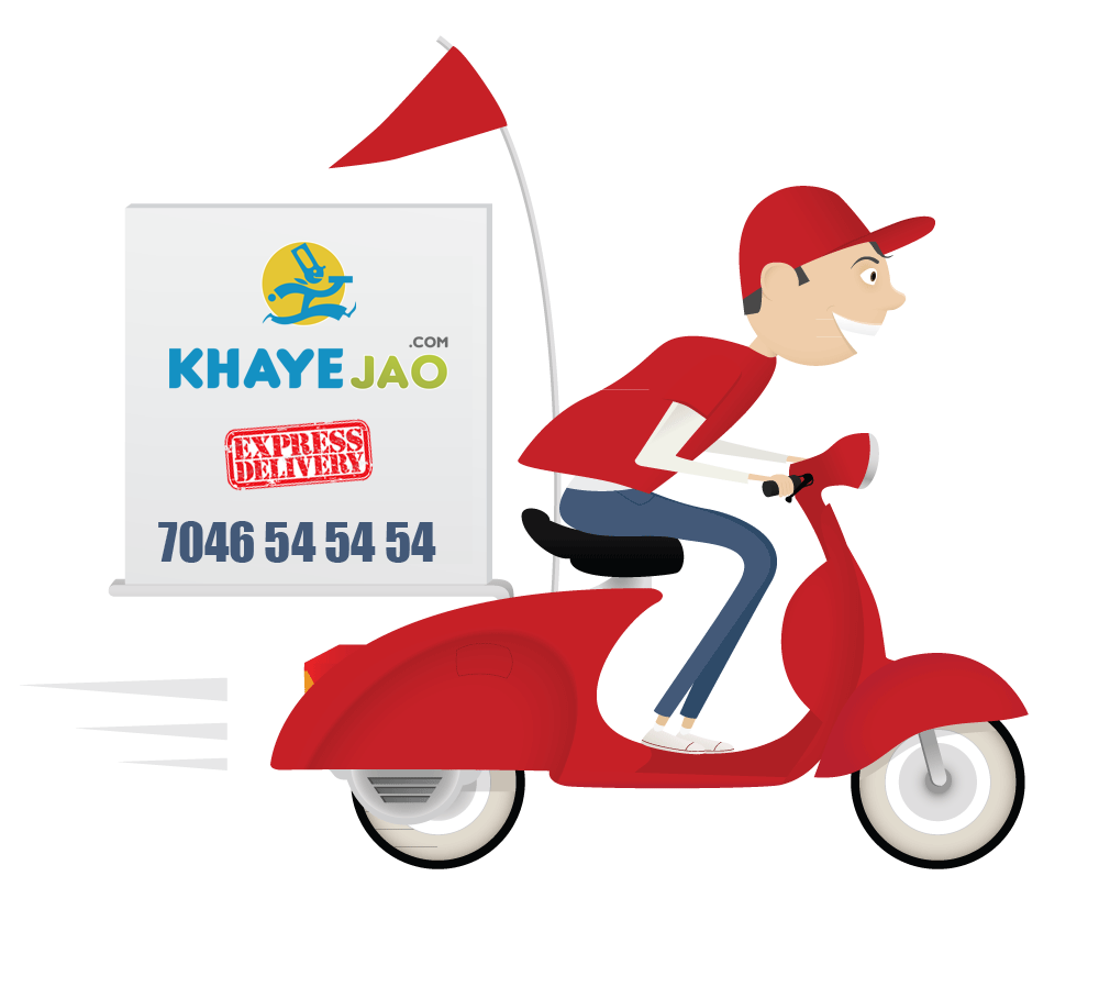 Food Home Delivery Services In Ahmedabad