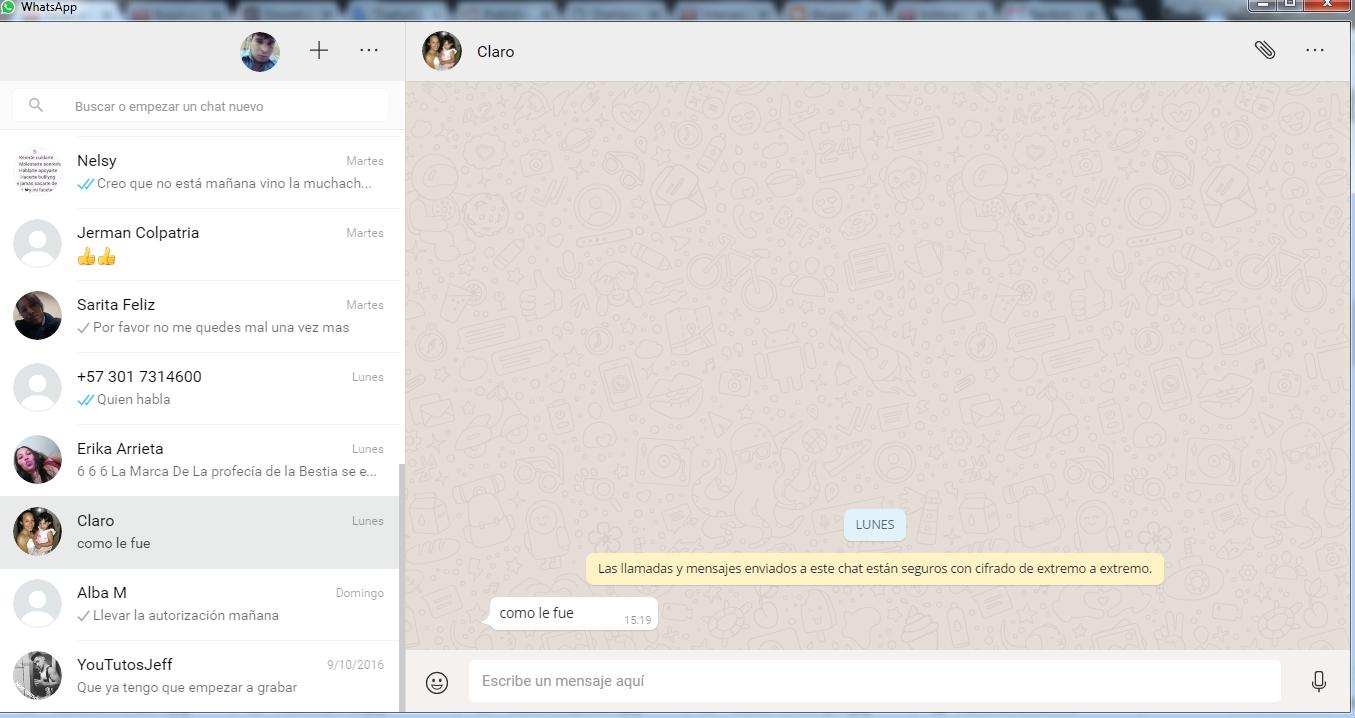 WhatsApp For Windows (2018) [PC] [Español] [Varios Hosts]