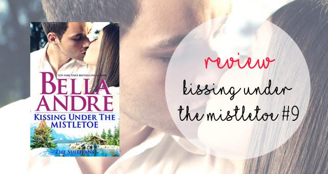 Kissing Under the Mistletoe 9, Bella Andre