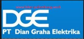 Lowongan di PT Dian Graha Elektrika, April 2016