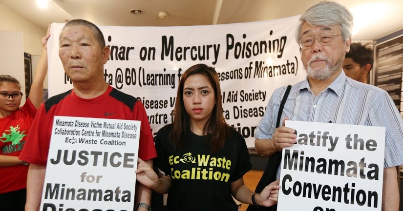 Image result for Ratify treaty on mercury in palawan