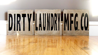 Dirty Laundry Sign, Bliss-Ranch.com