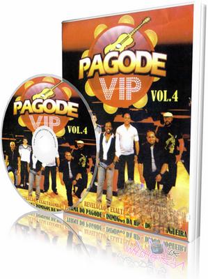 Baixar DVD Pagode VIP 4 (2010)