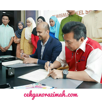 jakel shah alam, ahli parlimen tanah merah, sumbangan baju raya, baju raya jakel