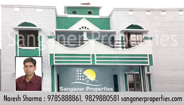 Independent House in Sanganer