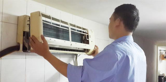Vệ sinh máy lạnh giá rẻ chuyên nghiệp