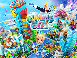Rumble City App