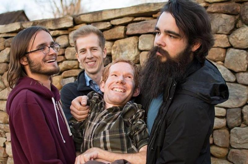 This Is The Heart-Warming Story Of Four Best Friends Who Traveled Across Europe