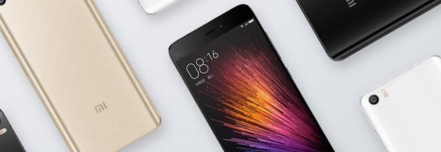 Data de lançamento do Xiaomi Mi 6 é revelada em novas imagens vazadas