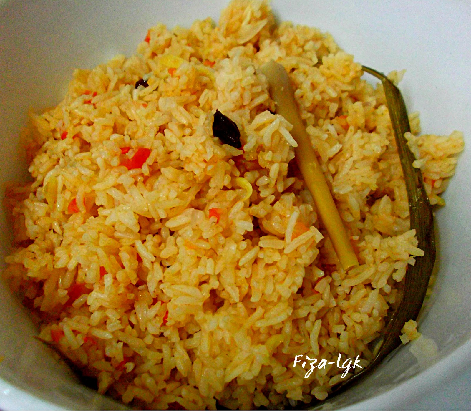 SET NASI TOMATO | Fiza's Cooking