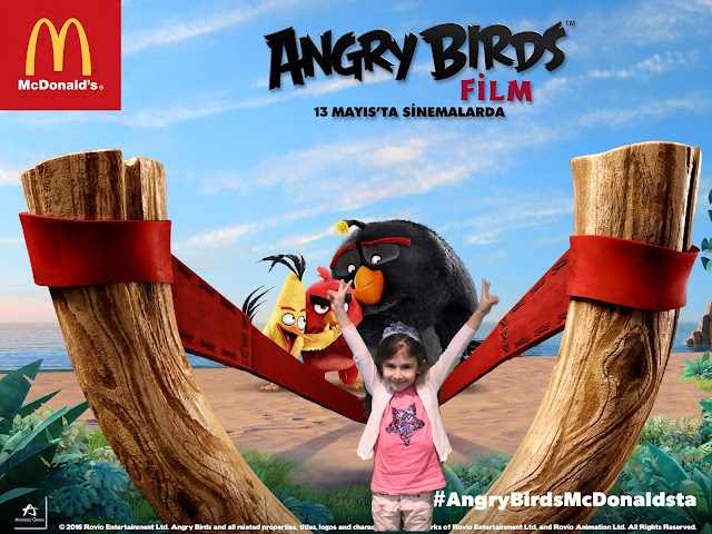 Angry Birds ilk sinema filmi