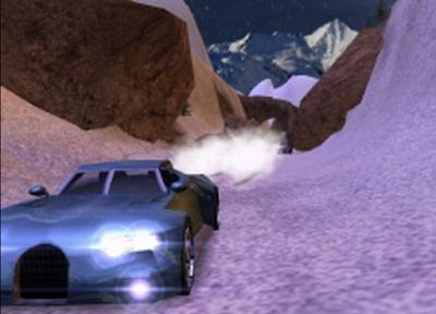冰河Glacier Racing競速賽車免安裝版,刺激的冰川越野賽車!