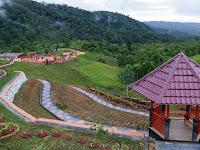 Kebun Raya Liwa, Tempat Kece di Lampung Barat