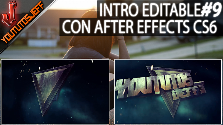 Intro Editable#9 con After Effects CS6 | 2016