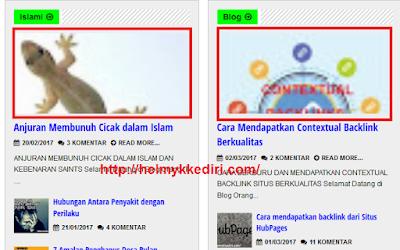 Mengatasi Gambar Thumbnail Buram diBlog