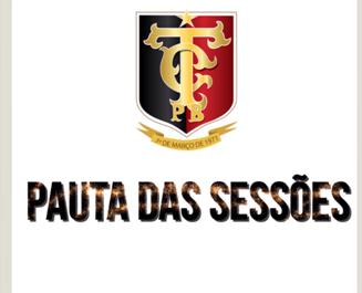 Pauta do TCE-PB contém prestação de contas 2013 da Câmara de Gado Bravo e mais 15 prefeituras