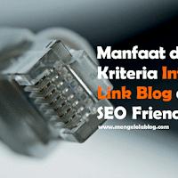 Manfaat Kriteria Dan Cara Membuat Internal Link di Blog