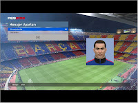 PES 2017 FC Barcelona Graphic Mode For PES 2016 by Mertonno