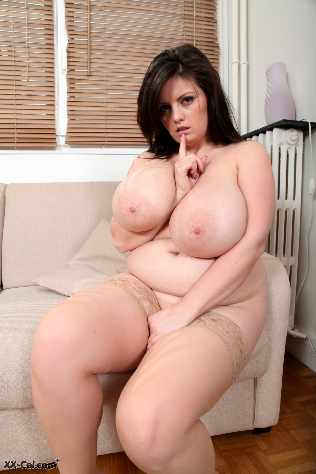 Busty terry nova enormous natural tits 9