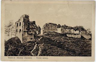 Галич. Замковая гора. Старостинский замок