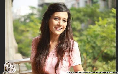 Bangladeshi actress Sabila Nur