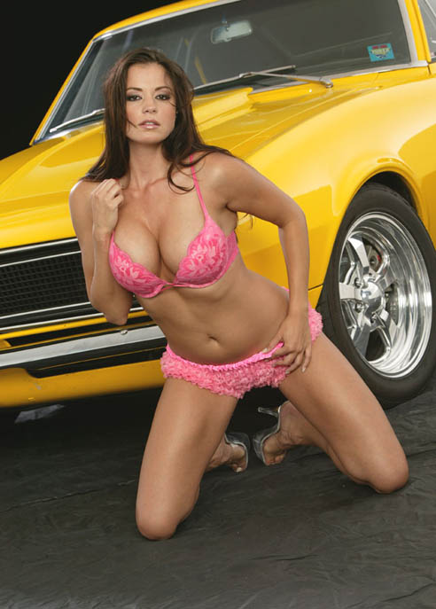 Sexy Babes And Cars 52