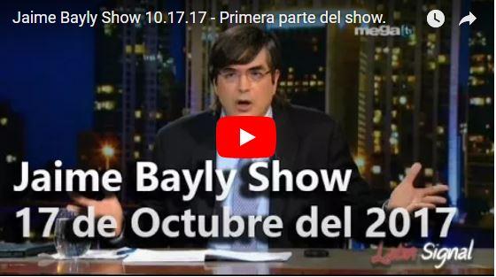 Jaime Bayly analizando el Fraude electoral de Venezuela