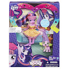 My Little Pony Equestria Girls Rainbow Rocks Slumber Party Twilight Sparkle Doll