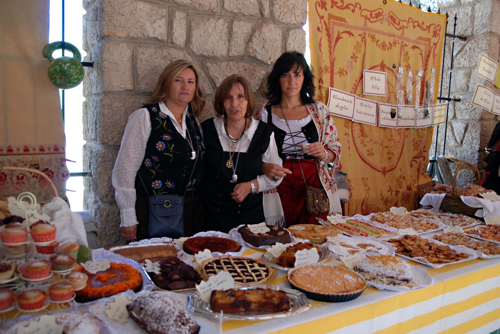 Octubre 2011: Con Otra Mirada: Gascueña. V Feria Del Trueque. Octubre 2011