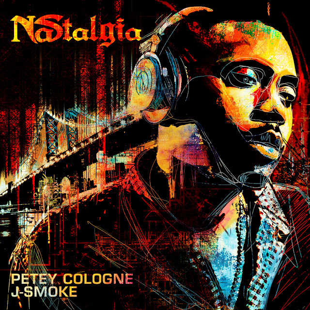 Nas Petey Cologne J-Smoke Nastalgia Mixtape