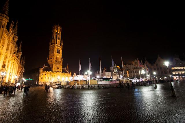 Piazza del Markt-Bruges