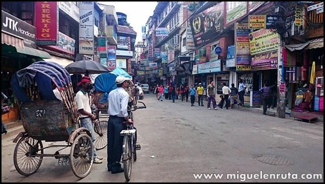 Thamel-Katmandú