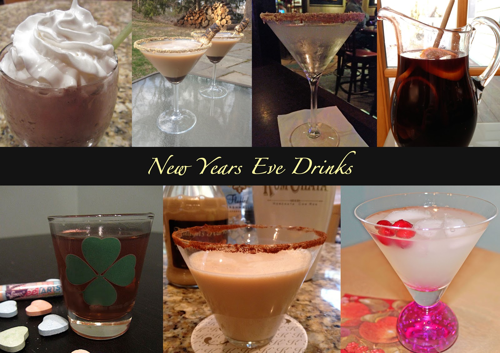 Girlsgonefood New Years Eve Drinks