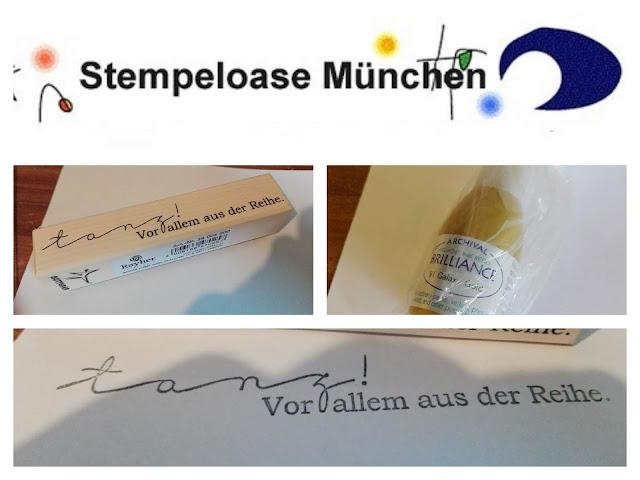 [Shops] Stempeloase München