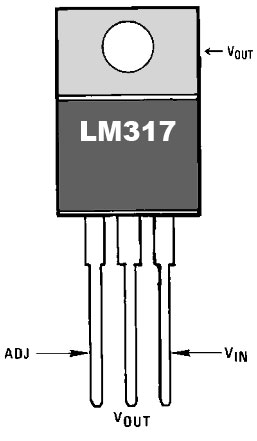 Rj45 Wiring Diagram For Warn Winch On Atv All Pinout: Lm317 Pinout