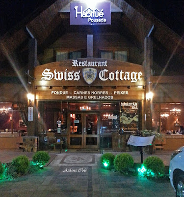 Restaurante Swiss Cottage - Gramado