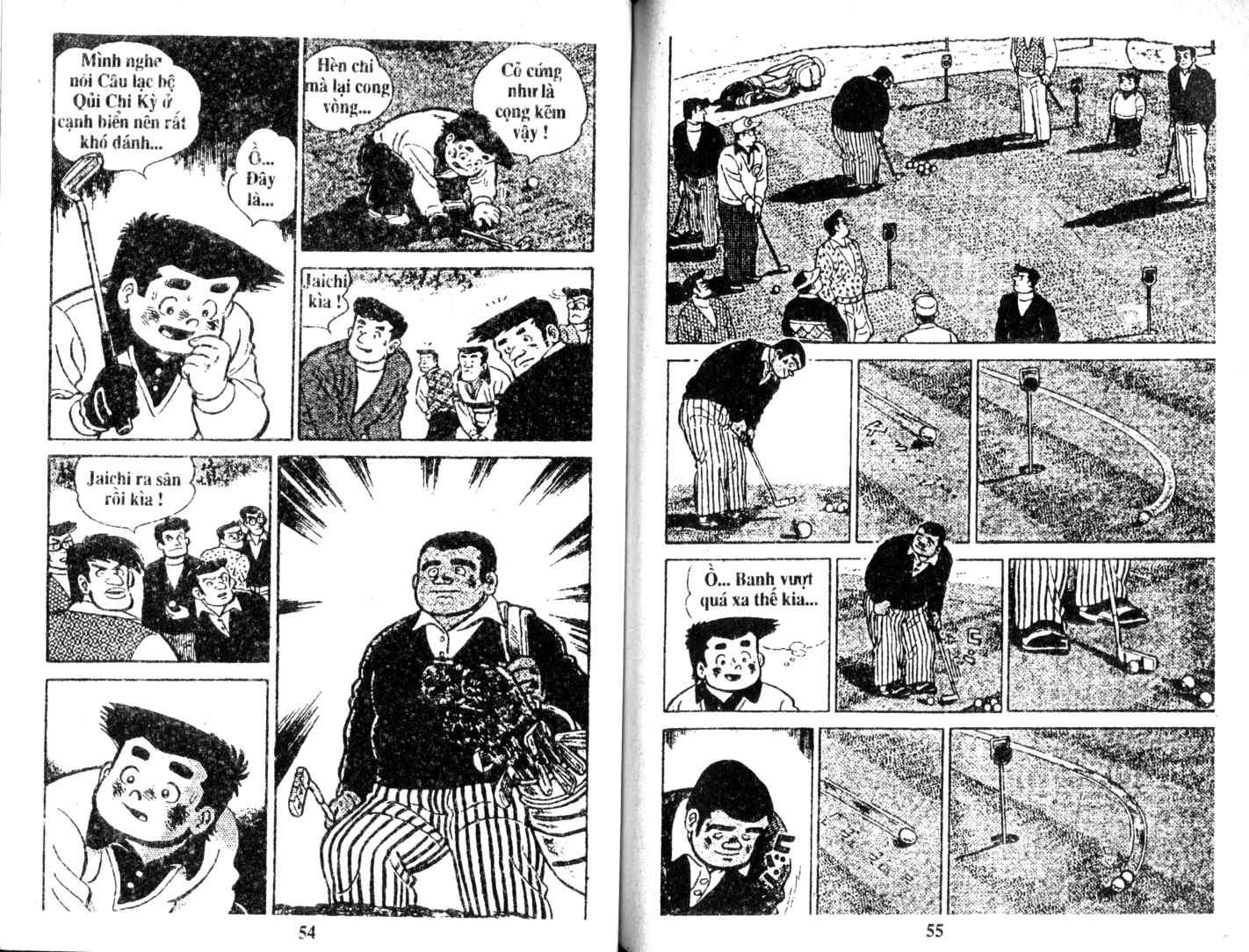 Ashita Tenki ni Naare chapter 15 trang 26