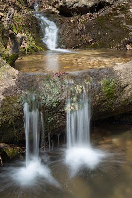 Falls Creek Trail, Lake Catherine State Park
