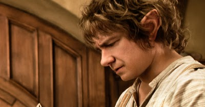 An analysis of the topic of frodo and bilbo baggins in the novel lord of the rings by j r r tolkien
