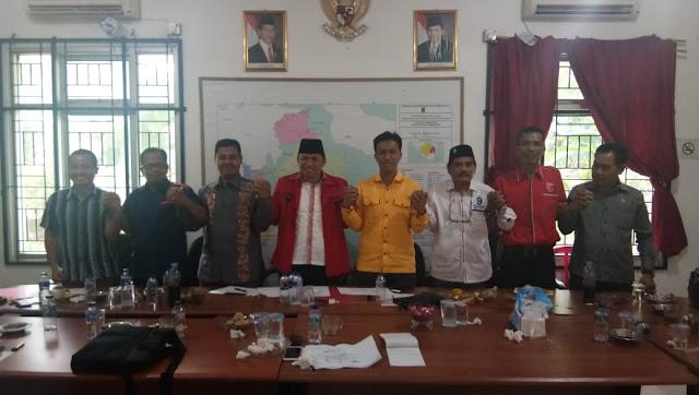 Partai Koalisi Siap Menangkan Jokowi-Ma'ruf di OKI