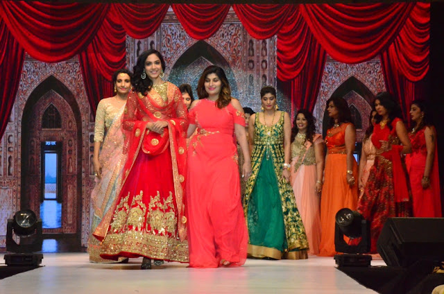 Tollywood Stars Sizzles at Femmis -Lets walk for the Hope
