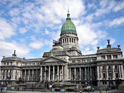 #Travel - O que quero ver em Buenos Aires Congresso Nacional