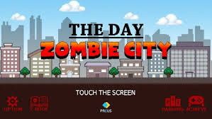 Game The Day Zombie City Apk