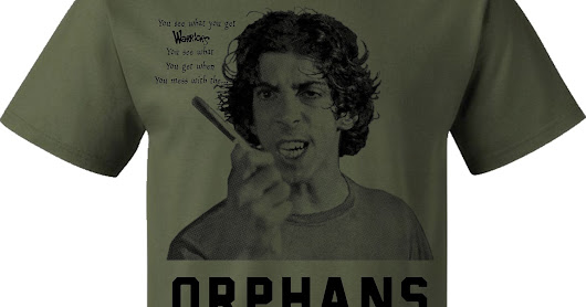 THE ORPHANS T-SHIRT