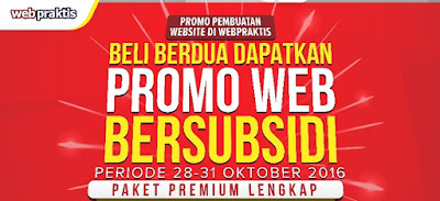 BIKIN WEBSITE .COM & TOKO ONLINE BERSUBSIDI